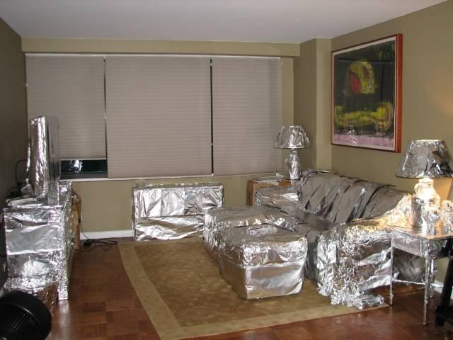Tinfoil Tizzy: Hilarious Passover Cleaning Photos | Jewish Mom